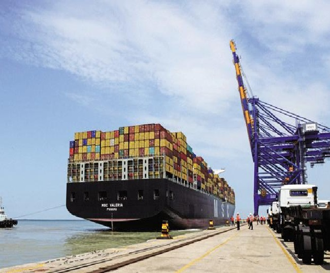 Adani Ports says will not handle container cargo from Iran, Pakistan and Afghanistan from November 15
