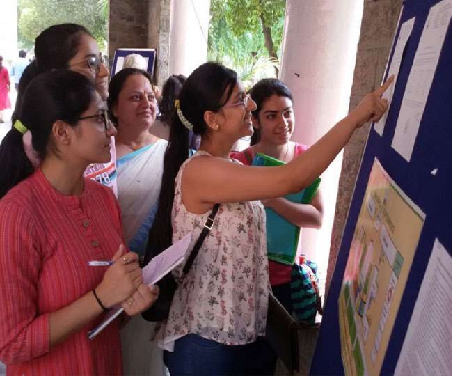 DU 1st Cut-off List 2021: Jesus and Mary college sets 100 per cent merit for Psychology, check list and other details here