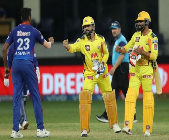 IPL 2021, Qualifier 1: MS Dhoni's fiery cameo helps CSK enter record 9th final with 4-wicket win over DC