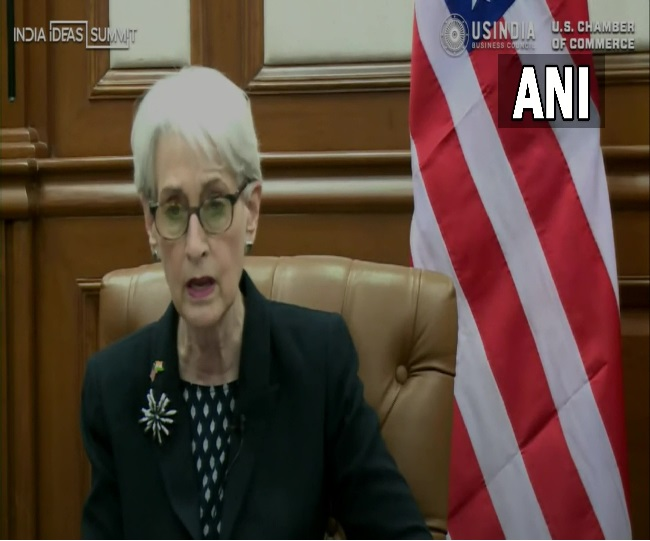India, US have one mind and one approach, says US Deputy Secretary Wendy Sherman