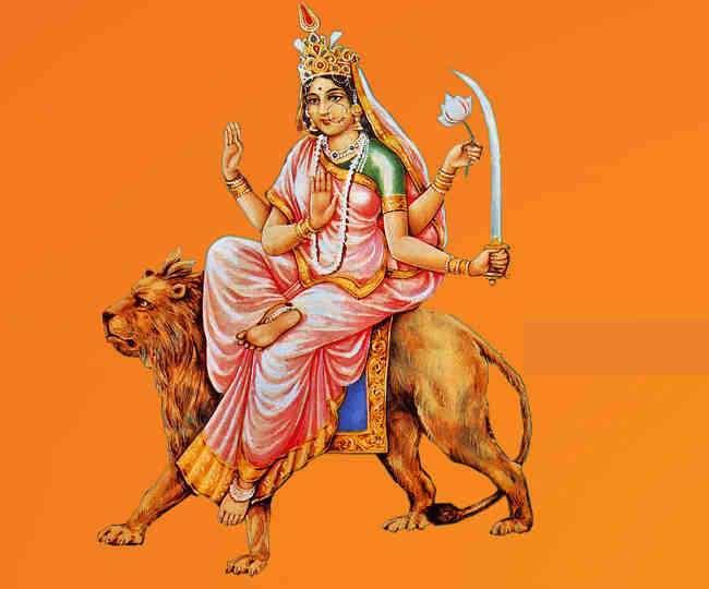 Navratri 2021, Day 6: Check out shubh muhurat, significance, puja vidhi, mantra to worship Maa Katyayani