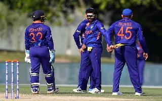 ICC T20 World Cup, IND vs AUS Warm-up match: Rohit Sharma sizzles as India..