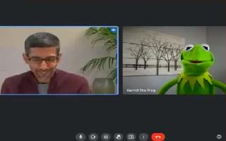 'CEO of Google is on...:' Kermit the Frog roasts Sundar Pichai during..