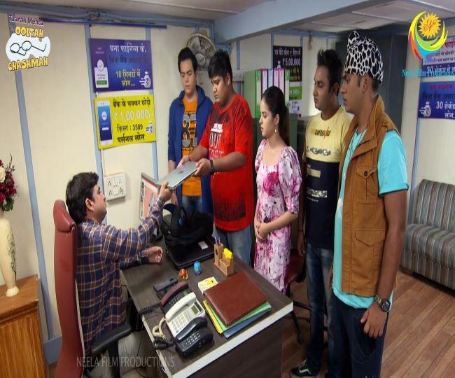 Taarak Mehta Ka Ooltah Chashmah: Spoiler Alert! Tapu sena pawns expensive laptop to repay Bhide