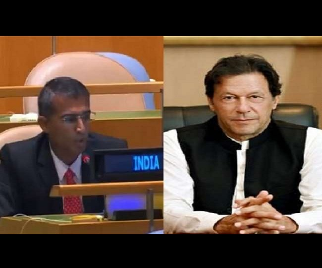 'Epicenter of global terrorism, biggest destabilising force': India slams Pakistan for raising Kashmir issues at UN