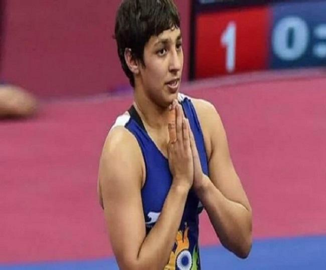 World Wrestling Championships: Anshu Malik clinches historic silver, Sarita Mor bags bronze