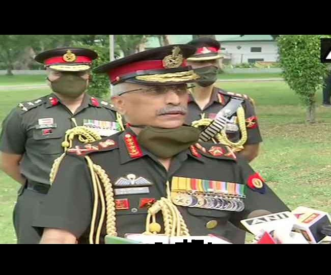'Matter of concern, India closely monitoring activities': Army chief on China's build-up in Ladakh region