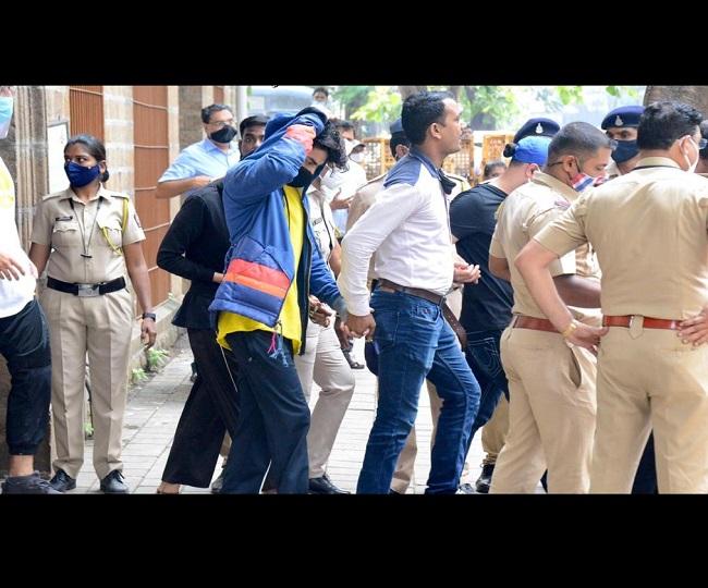 Aryan Khan, Arbaz Merchant and Munmun Dhamecha sent to NCB custody till October 7