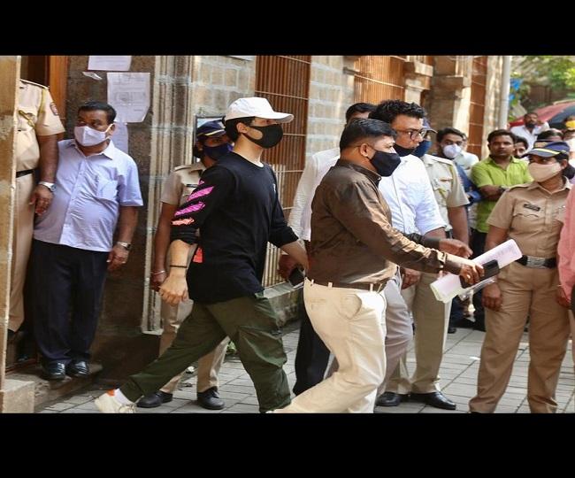Aryan Khan sent to 14-day judicial custody, bail plea to be heard today