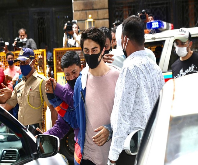 Aryan Khan to spend 5 more days in jail as court defers order on bail plea till October 20
