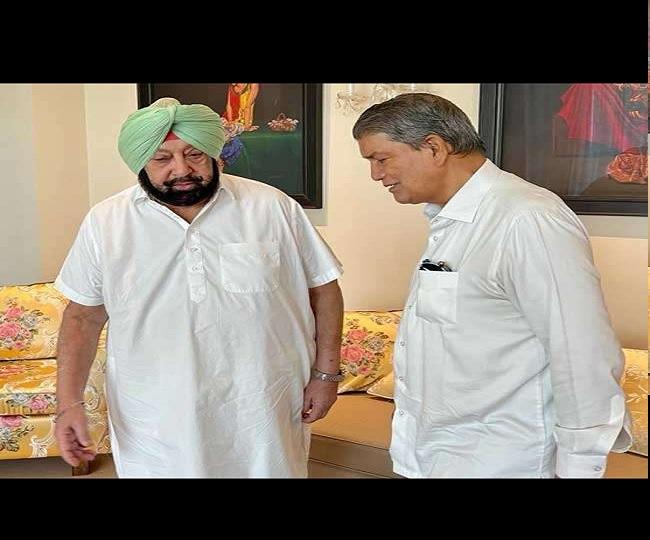 'Shocked with the lies, world saw the humiliation': Capt Amarinder Singh on Harish Rawat's 'under pressure' remarks