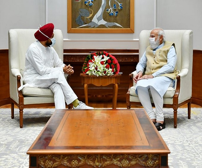 'Demanded him to repeal farm laws, resume dialogues with farmers': Punjab CM after meeting PM Modi