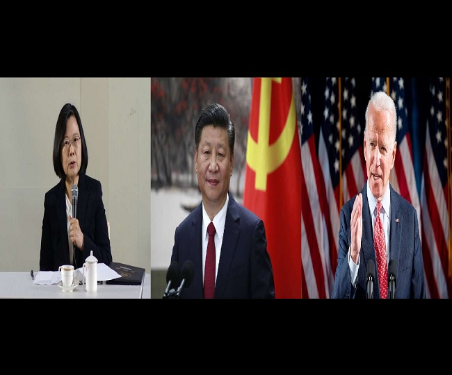 China-Taiwan Tensions: Taipei fears Beijing's invasion by 2025; Biden, Jingping agree to abide by Taiwan agreement