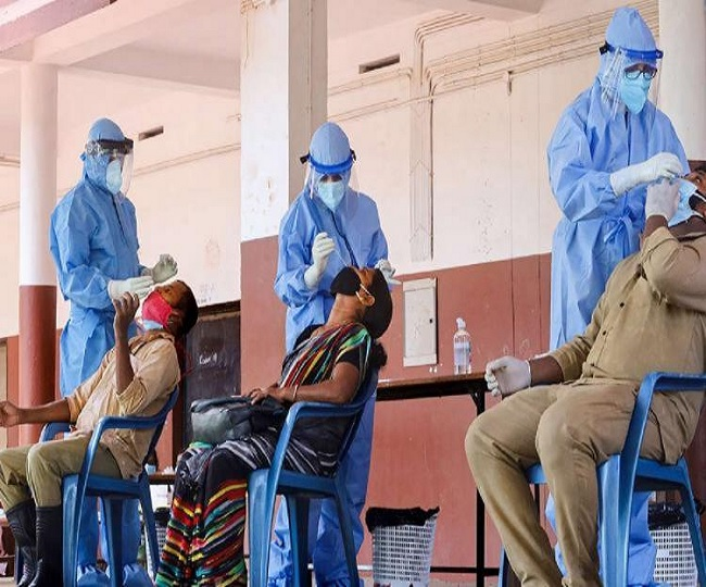 India COVID Tally: Active cases decline to 2.06 lakh as recovery rate rises to 98.07 pc; 96 cr vaccines administered so far