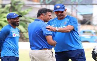 Rahul Dravid all set to step in as Team India's head coach after T20I..