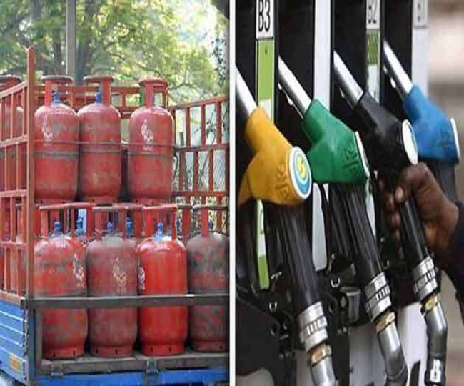 LPG Cylinder rates hiked by Rs 15; Petrol crosses Rs 100-mark in 14 cities   Check prices here