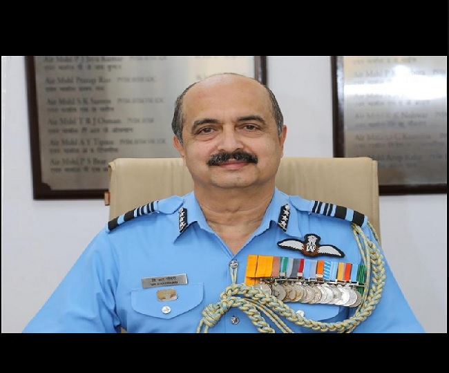 'India fully ready to deal with 'two front' war scenario involving China and Pakistan': IAF Chief