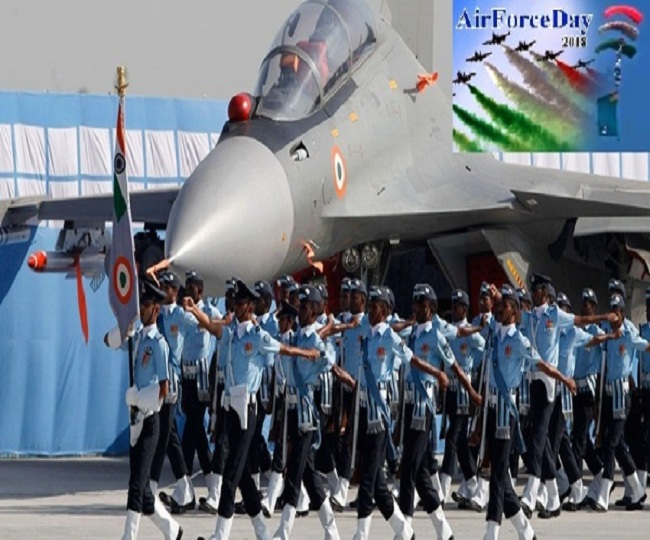 Indian Air Force Day 2021: Wishes, quotes, SMS, WhatsApp and Facebook status to share on this day
