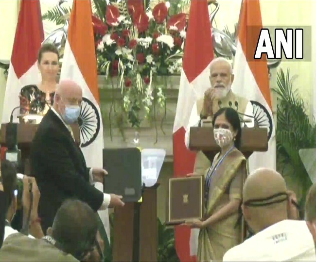 India, Denmark exchange 4 MoUs, including agreements on groundwater resources, skill development