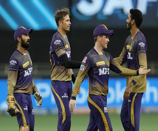 IPL 2021, KKR vs SRH: Gill, bowlers keep KKR's play-offs hopes alive with 6-wicket win over SRH