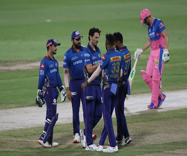 IPL 2021, RR vs MI: Pacers help Mumbai knock Rajasthan out, keep play-offs hopes alive