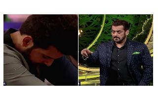 Bigg Boss 15 Weekend Ka Vaar: Karan Kundrra breaks down after Salman Khan..