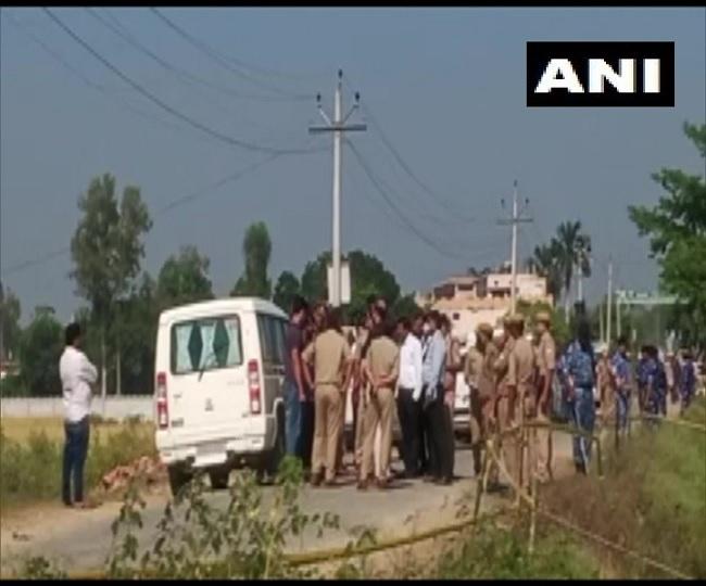 Lakhimpur Kheri violence: SIT takes Ashish Mishra, 3 others to recreate crime scene in Tikonia village