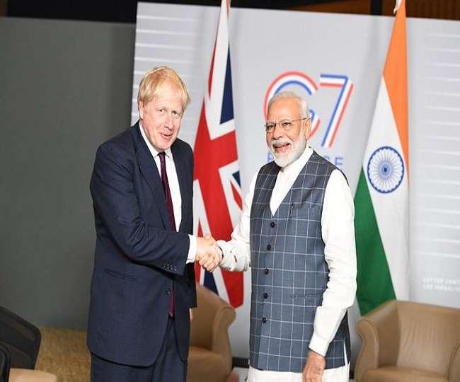 PM Modi speaks to UK counterpart Boris Johnson amid vaccine certificate row, discusses 2030 agenda and Afghanistan crisis