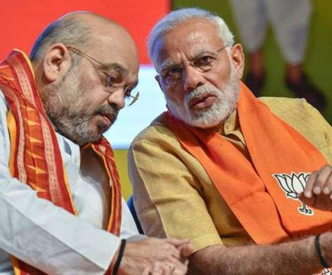 Amit Shah hails PM Modi, calls him 'democratic leader and patient listener'