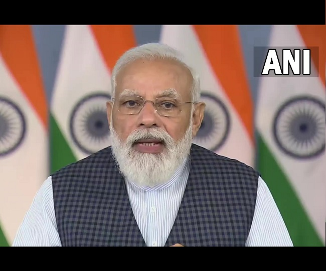 At Indian Space Association launch, PM Modi pushes for Atmanirbhar Bharat, says 'country witnessing comprehensive reforms'
