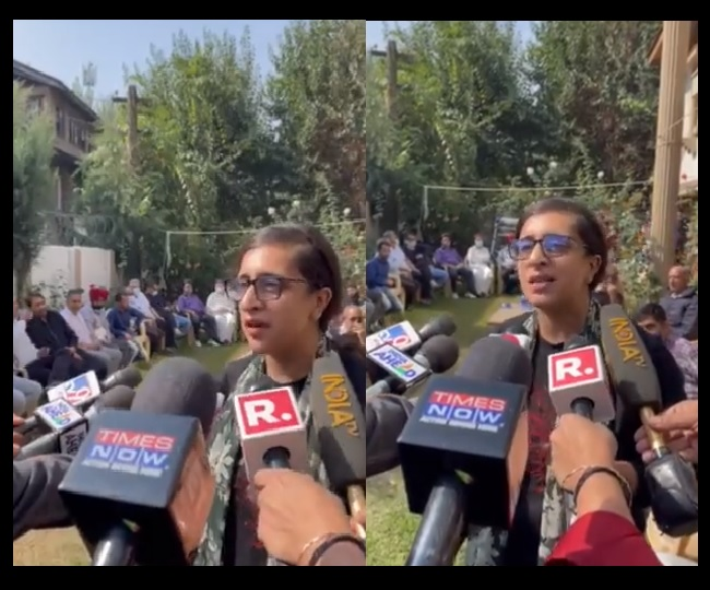 'Come and face me if you have guts': Daughter of Kashmiri Pandit pharmacist killed by terrorists in Srinagar