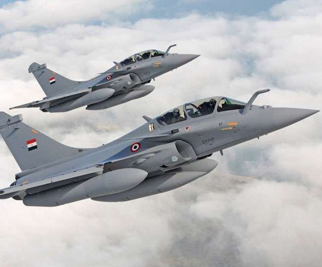 Rafales, Sukhoi 30s, Chinooks and more: India's military might on display on Air Force Day 2021
