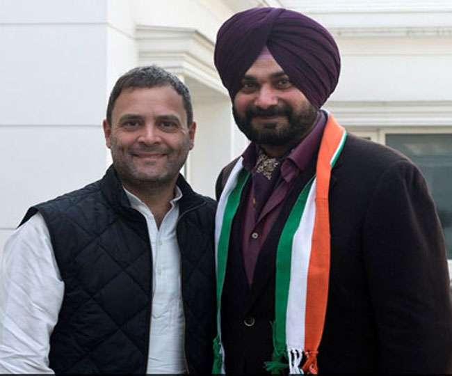 Post or no post, will always stand with Rahul Gandhi, Priyanka Vadra: Navjot Singh Sidhu
