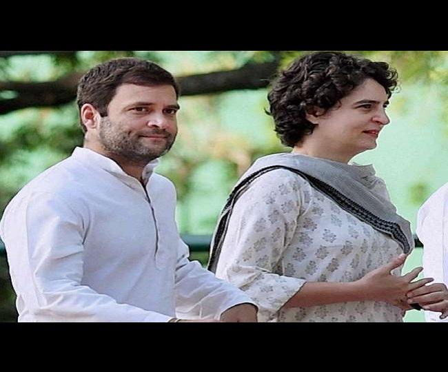 Lakhimpur Kheri Violence: Rahul Gandhi comes out in support of sister Priyanka, says 'she won't hold back'