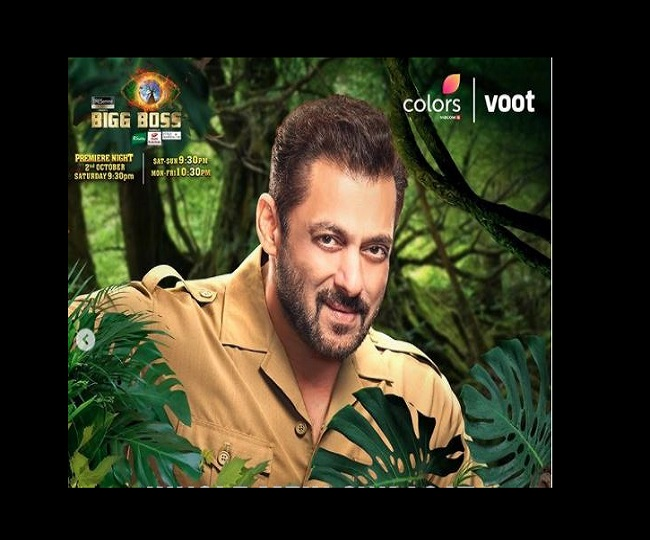 Bigg Boss 15: Salman Khan dances on song 'Jungle hai aadhi raat hai', says 'tiger is back'   WATCH