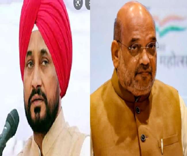 'Urged to repeal farm laws' Punjab CM Charanjit Singh Channi after meeting Home Minister Amit Shah amid Lakhimpur Kheri violence