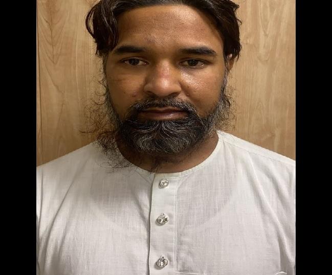 Pakistani terrorist arrested from Delhi's Laxmi Nagar; AK-47, two pistols, hand grenades recovered