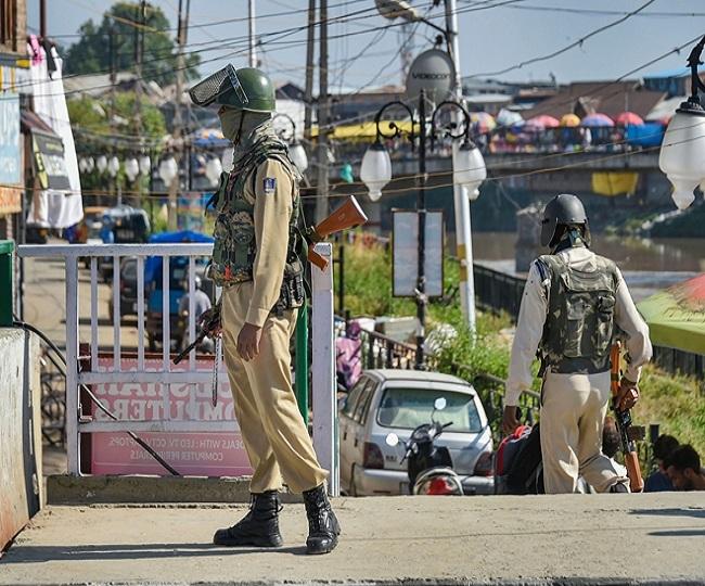 Two teachers killed in firing by terrorists in a school in Jammu and Kashmir's Srinagar