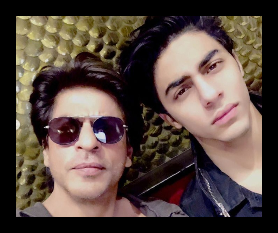When Shah Rukh Khan said Aryan Khan 'can do drugs'; his throwback interview goes viral post son's arrest   Watch