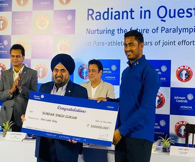 Jagran Exclusive | 'Devastated' after Rio heartbreak, Paralympian Sundar Singh Gurjar's dream finally comes true in Tokyo