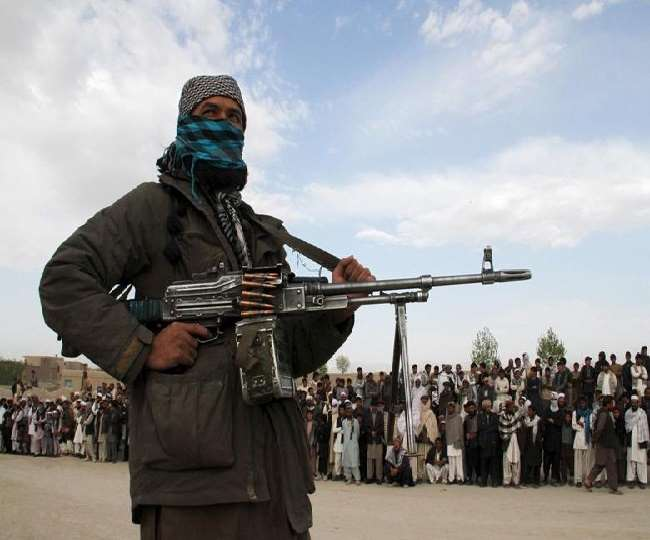 Taliban stops Afghans trying to flee to Pakistan, says 'it's your country, you should not leave'
