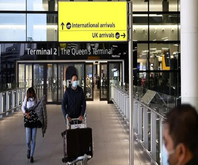 India lifts 'reciprocal curbs' on UK flyers days after London undo quarantine rule