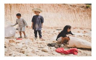1 million Afghan children could die due to malnourishment, says UNICEF
