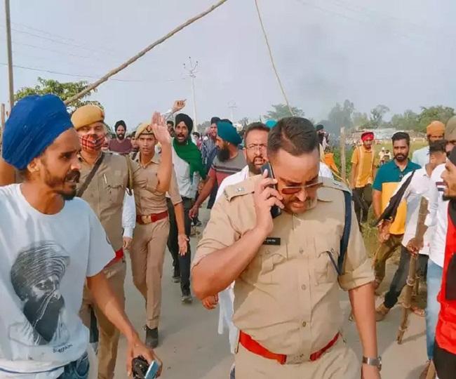 Lakhimpur Kheri Violence: UP govt denies permission to Punjab CM to visit district | As it happened