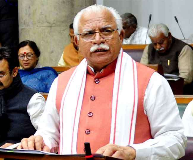 Haryana CM Manohar Lal Khattar issues order directing state govt employees to refrain from participating in election campaigns