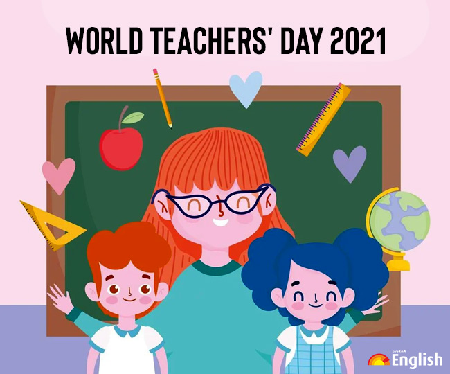 Happy World Teachers' Day 2021: Wishes, messages, SMS, quotes, images, WhatsApp and Facebook status to share on this day