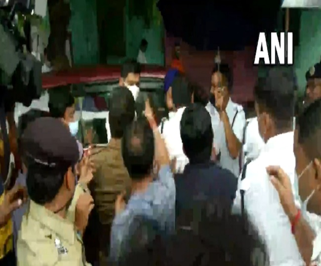 Bhabanipur Bypoll LIVE | Scuffle breaks out between BJP and TMC supporters in Bhabanipur