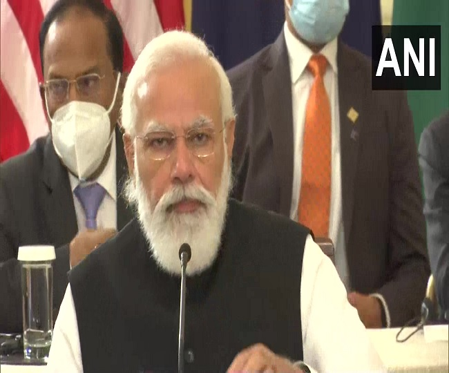 Quad Leaders' Summit: 'Quad has come together for the humanity, will establish peace in entire world, says PM Modi   Highlights