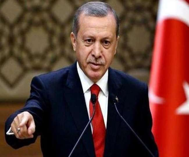 Turkish president Erdogan, a close ally of Pakistan, makes reference to J-K in UNGA