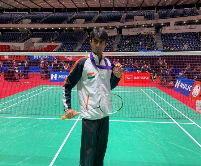 Tokyo Paralympics 2020: Noida DM Suhas LY starts his campaign with win over Germany's Jan Niklas Pott